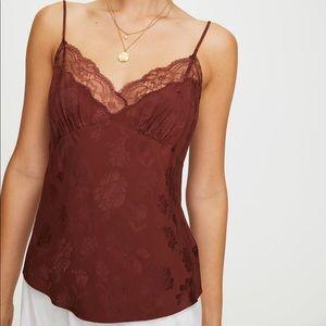 Aritzia Wilfred Celine camisole